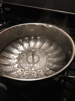 Boiling before eggs